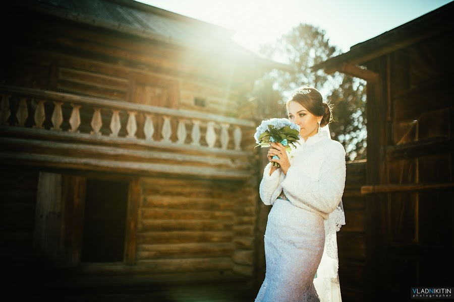 Wedding photographer Vladislav Nikitin (Mozgarin). Photo of 10.07.2015