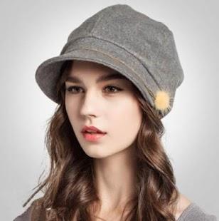 New Girls Cap Fashion - náhled