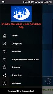 Shaykh Abubakar Umar Kandahar Dawahbox for PC-Windows 7,8,10 and Mac apk screenshot 3