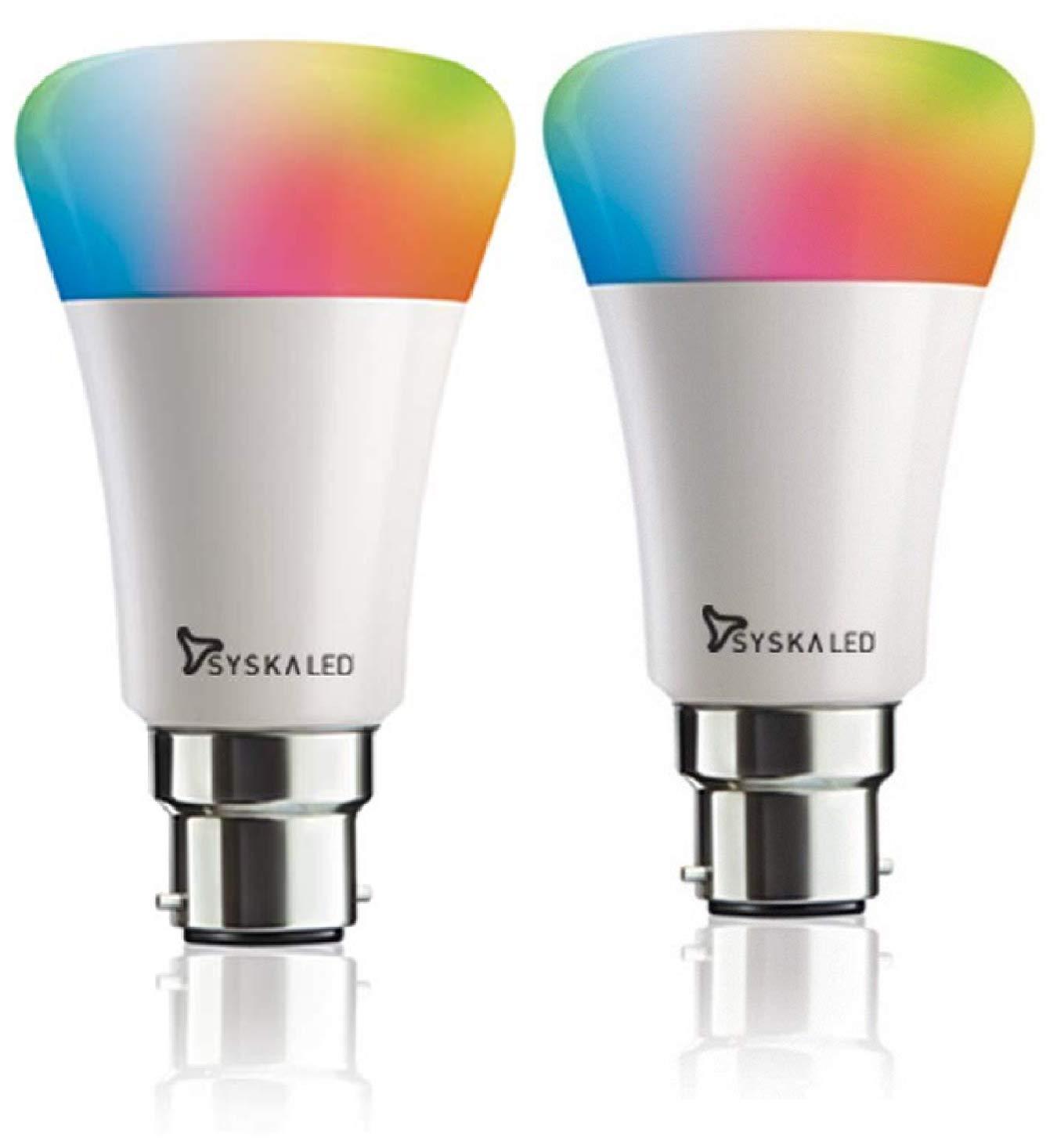 Syska 7-Watt Smart LED Bulb
