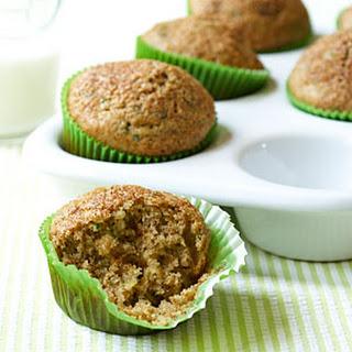 Kathie's Zucchini Muffins