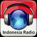 Indonesian FM Radios Online icon