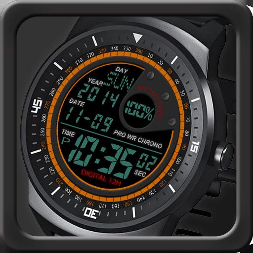 生活のA40 WatchFace for LG G Watch R LOGO-記事Game