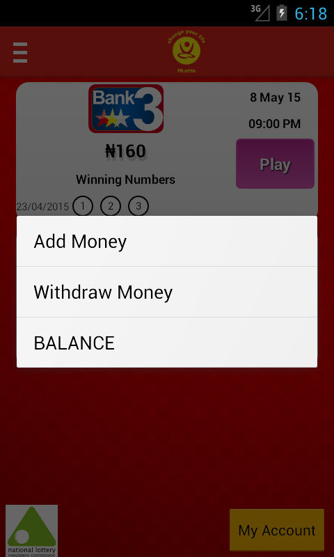 MLOTTO- screenshot