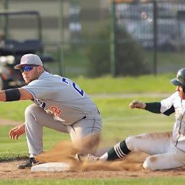 Greenwood VS Whiteland 4 by Oscar Salinas - Sports & Fitness Baseball ( greenwood indiana-greenwood vs whiteland boys varsity high school baseball april 19 2017 )