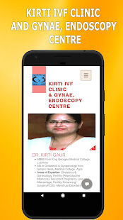 Download Kirti IVF Clinic For PC Windows and Mac apk screenshot 1