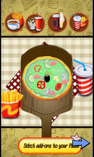比薩製作廚師-Cooking遊戲