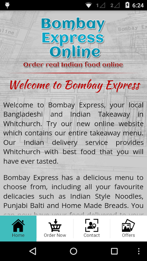 Bombay Express- screenshot