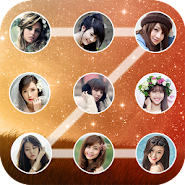 Lock screen photo APK icon