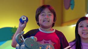 Ryan's Spectacular Playdate; Ryan's Feathery Playdate thumbnail
