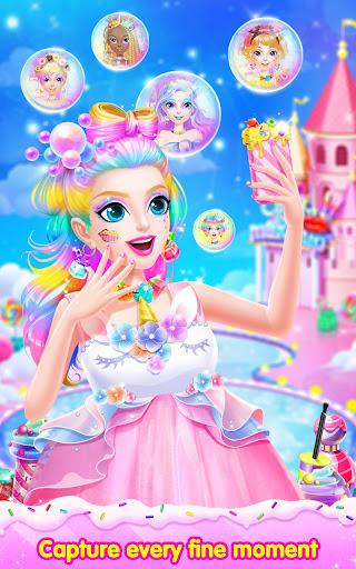 Sweet Princess Candy Makeup 1.0.6 screenshots 5