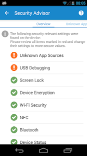 Sophos Mobile Security- screenshot thumbnail