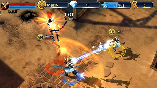 Dungeon Hunter 3 screenshot 8