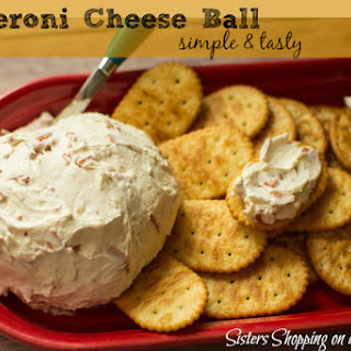 Pepperoni Cheese Ball