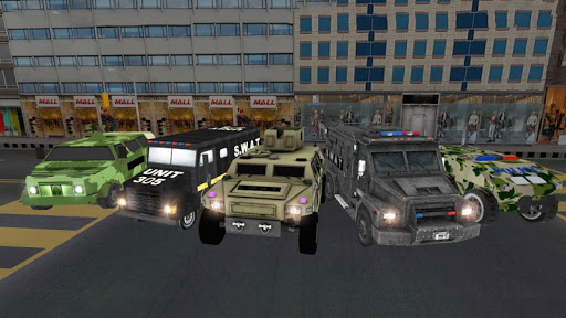 SWAT Police Car Chase  screenshots 2