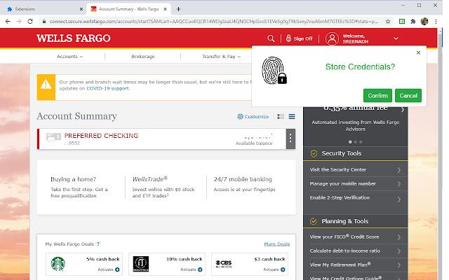 Bio-Safe™ Hardware Password Manager