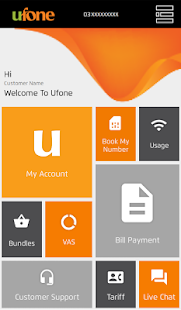 My Ufone- screenshot thumbnail