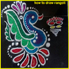 How to Draw Rangoli icon