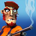 Mad Gardener: Zombie Defense icon