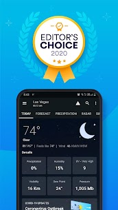 1Weather Apk : Forecasts, Widgets, Snow Alerts & Radar 2