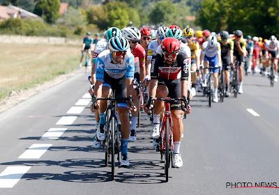 Thomas De Gendt gaat alleen in de aanval in de zevende etappe van de Tour de France