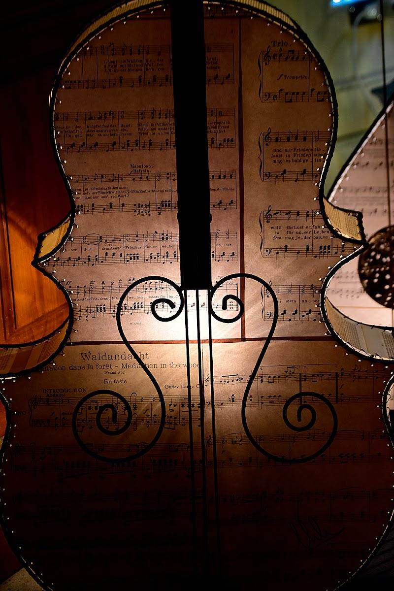 Il violoncello di Phototuscany
