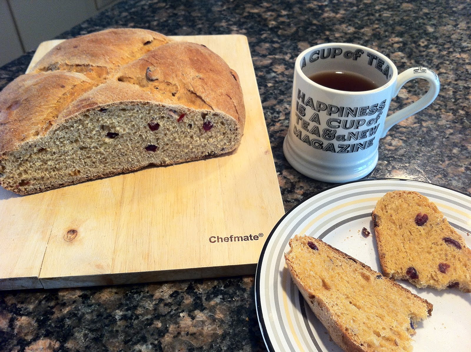 Kerry Brown Irish Soda Bread