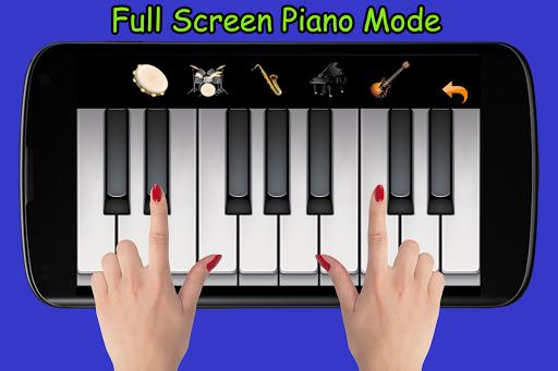 Blue Drum - Piano 1.3 screenshots 5