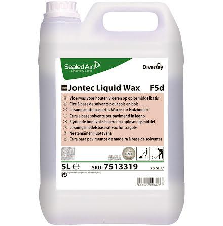 Taski Jontec Liquidwax W412 5L