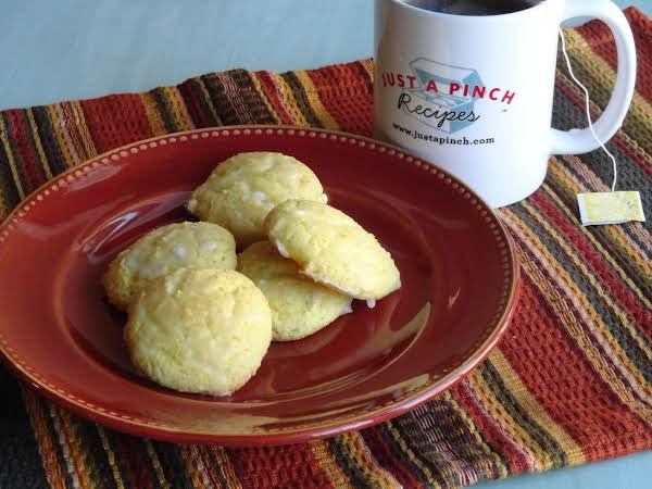 Jayde's Citrus Ricotta Cookies Wcitrus Glaze Recipe | Just ...