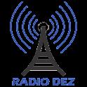 Radio Dez - Web Rádio icon
