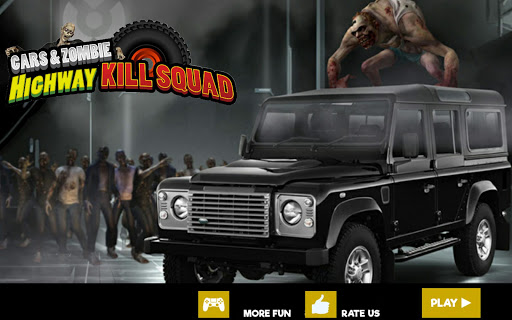 Car and Zombies : Highway Kill Squad ss3