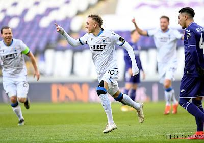 🎥 La balade de Noa Lang dans la défense d'Anderlecht