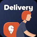 Swiggy Delivery Partner App icon