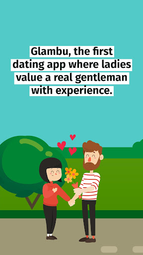 Glambu - dating app for real gentlemen 2.0.6 screenshots 5