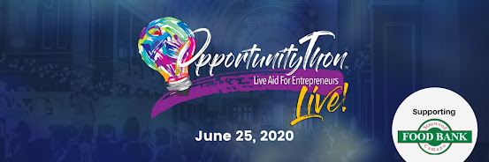 OpportunityThon™ LIVE, supporting the Stanwood Camano Food Bank
