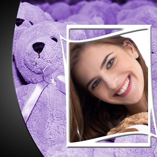 Teddy Bear Photo Frames