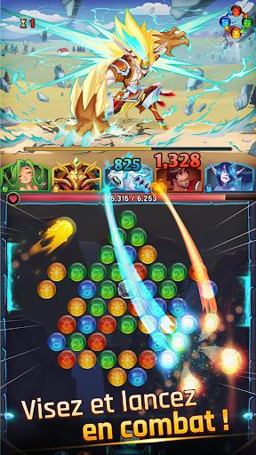 Archers de lumière, JDR-puzzle  captures d'écran 1