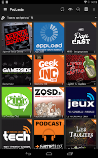 Podcast Addict - Donate Capture d'écran