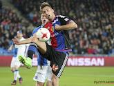 Andraz Sporar ne signera pas à Mouscron : il part au Slovan Bratislava