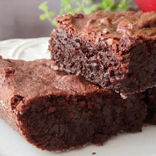 Ultra-Rich Chocolate Fudge Brownies