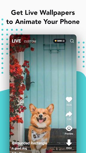 NoxLucky - HD Live Wallpaper, Caller Show, 4D, 4K screenshots 2
