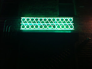 Photo: Neons @ Outside Ovest Pizzoteca