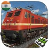Simulateur de train indien