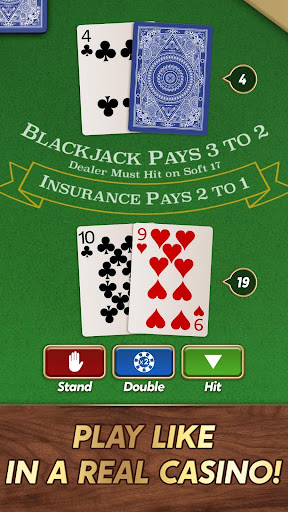 Blackjack android2mod screenshots 4