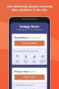 Swiggy Food Order & Delivery 3.32.5 4