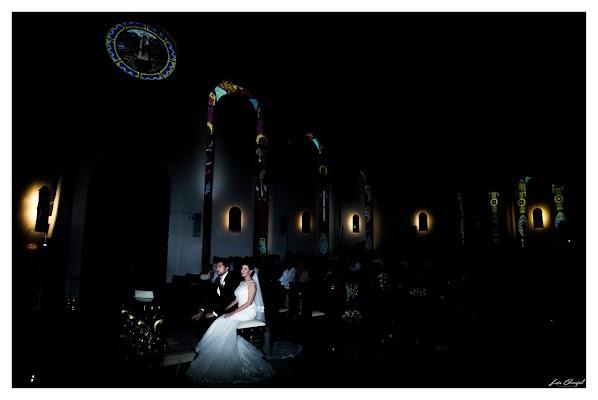 Fotógrafo de bodas Luis Carvajal (luiscarvajal). Foto del 26.01.2017