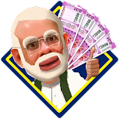 Super Modi Keynote Cash Run