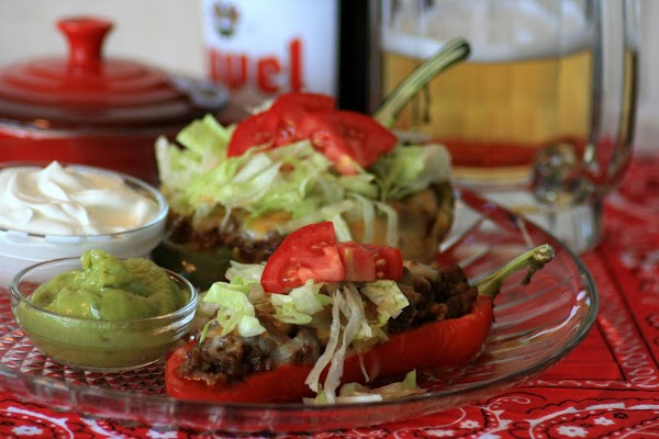 Mexican Stuffed Cubanelles Grande! Recipe