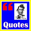 Quotes Henry David Thoreau icon
